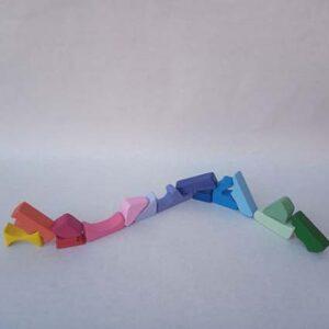 serp blocs de colors