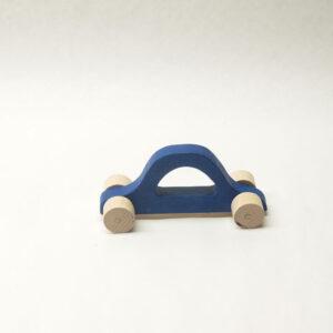 Cotxe tintat blau